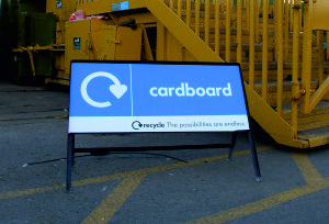 New Signs for Bexley Recyling Centre