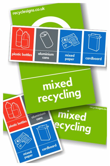 Mixed Recyclables